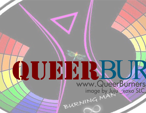 Follow Us on Queer Burners : LGBTQ Burning Man